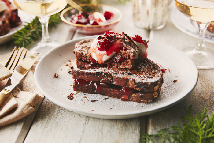 PC Black Forest Stuffed French Toast - Horizontal