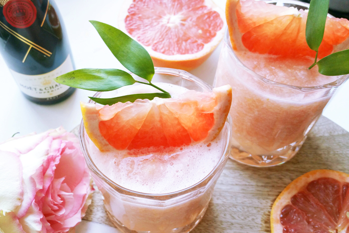 Florida Grapefruit Cocktail 1