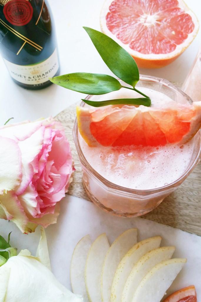 Florida Grapefruit Cocktail 3