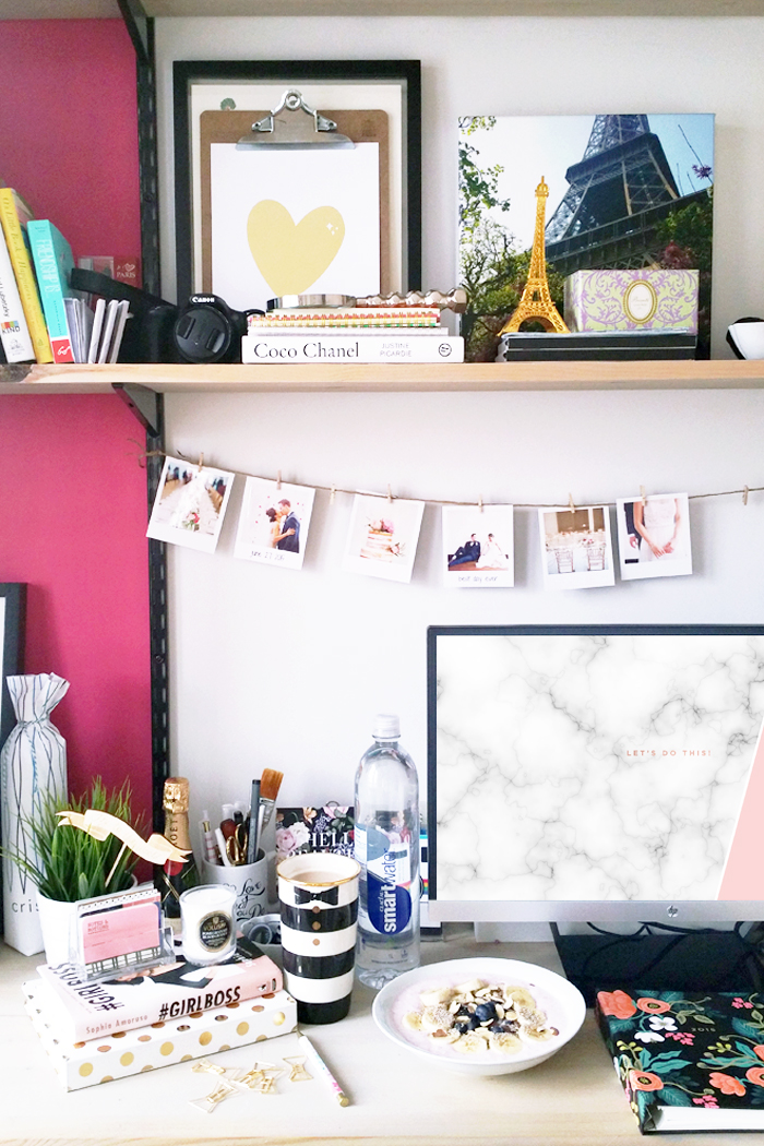 Home Office Space: How to Juggle Between a Full time job and a blog
