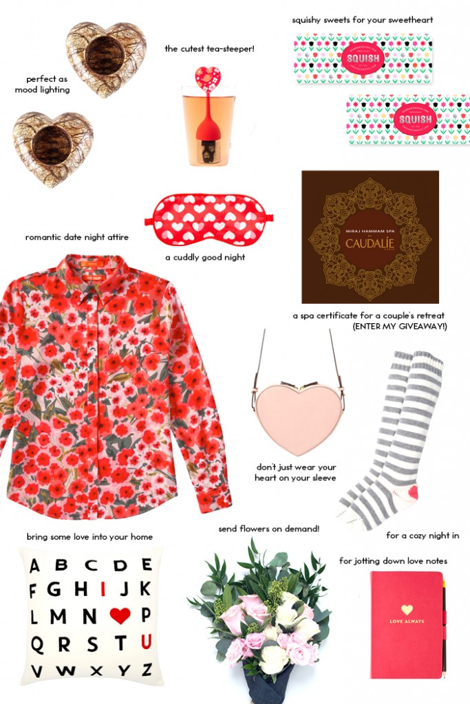 Gift Guide :: Last Minute Valentine's Gifts