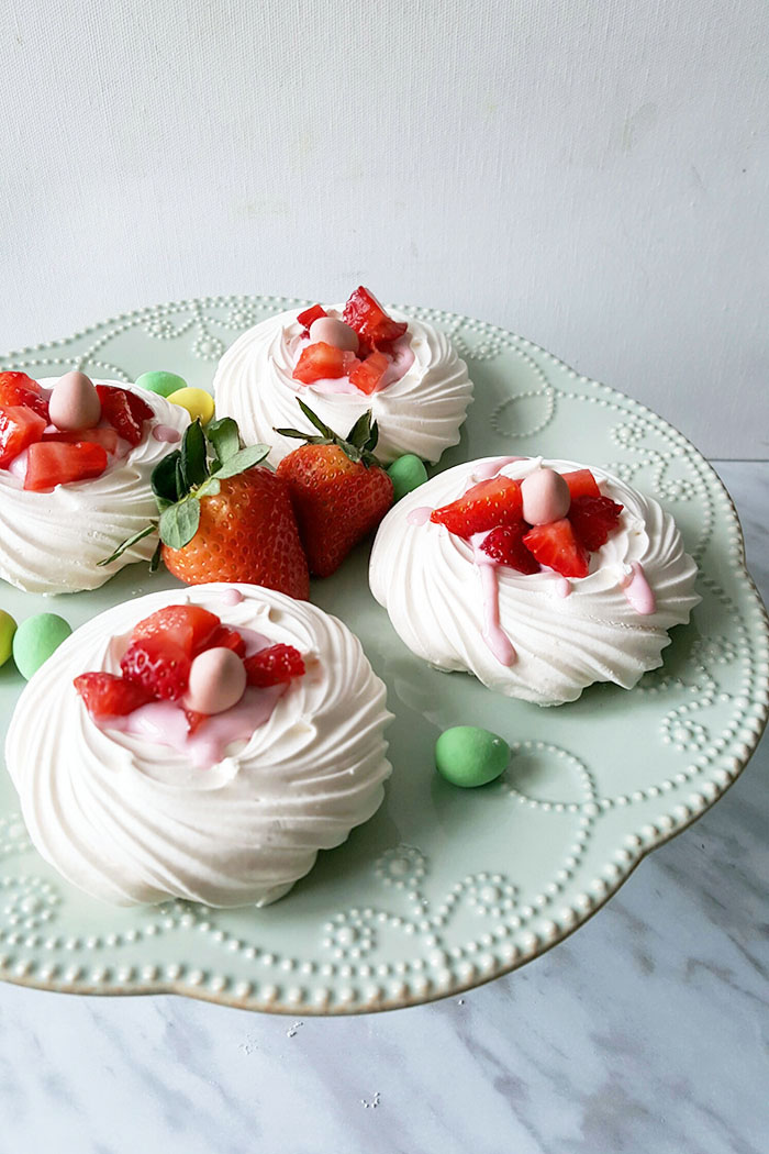 Easter Meringue Nests 5