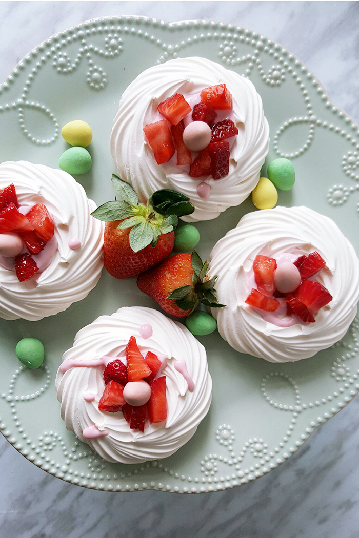 Easter Meringue Nests 6