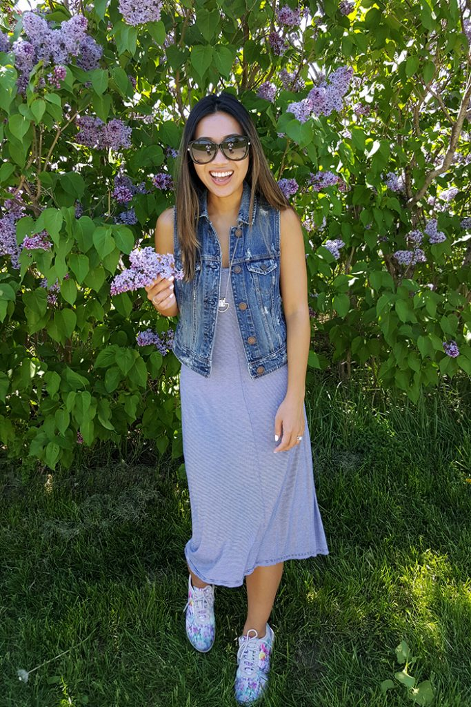 Outfit :: The Colour Purple {and giveaway}
