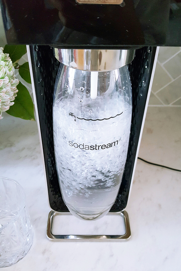 SodaStream mocktail 4