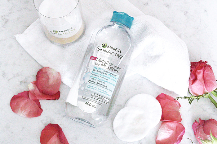 Garnier Molecular Water Review