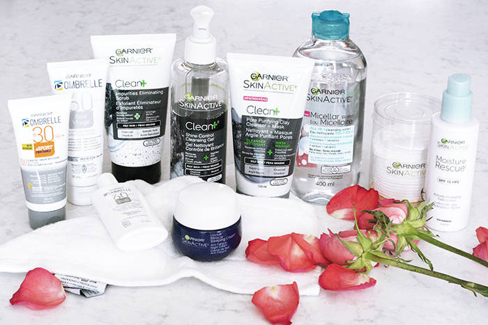 Garnier Skin Active Collection