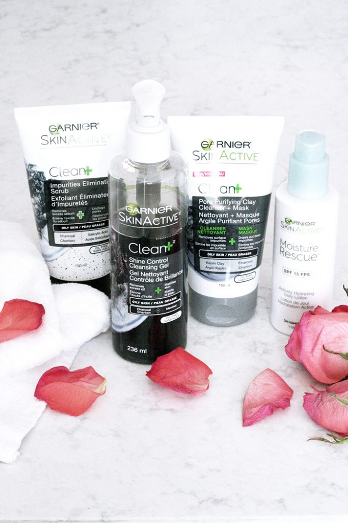 Beauty :: Garnier SkinActive Routine