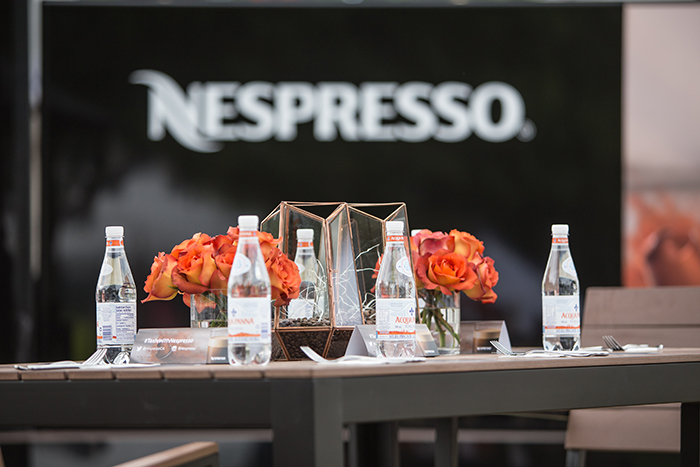 Taste With Nespresso - Andrew Williamson Photo -3
