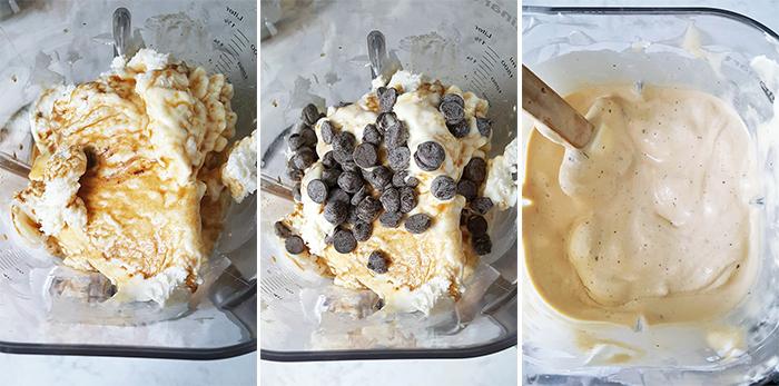 Nespresso Home made Coffee Ice Cream
