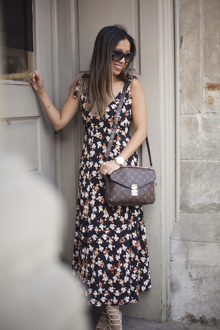 Reformation Style Dress Le Chateau Louis Vuitton