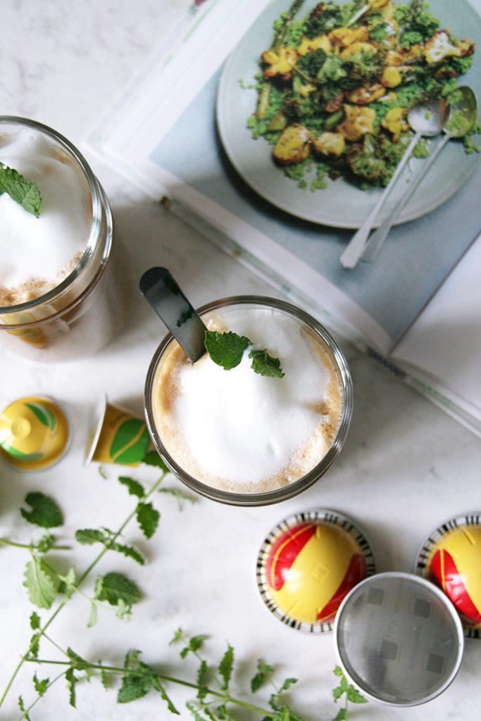 Nespresso Iced Mint Coffee