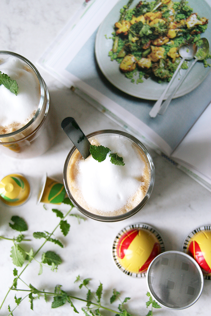 Nespresso Iced Mint Coffee