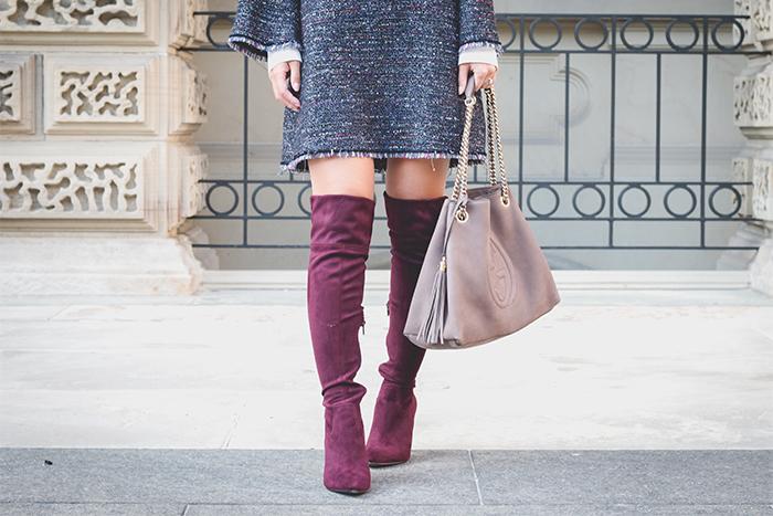 le-chateau-otk-suede-boots