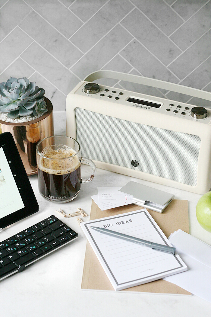 office radio. Vq-speaker-giveaway-portable-bluetooth-radio-speaker Office Radio N