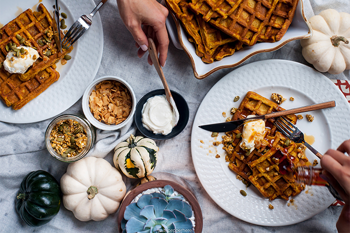pumpkin-waffles-thanksgiving-brunch-2