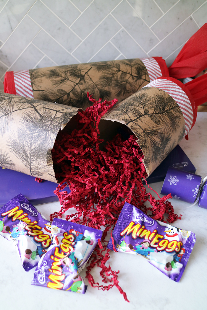 cadbury-diy-giant-christmas-cracker