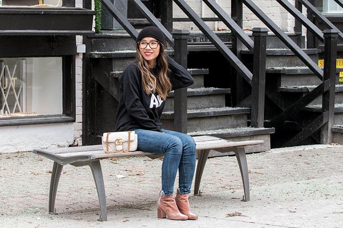 Alley and Rae Comfy AF Sweatshirt 2