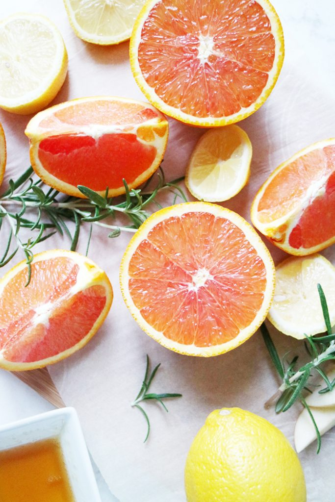 Food & Drink :: Sunkist Citrus and a Slow Cooker All Natural Air Freshener Recipe