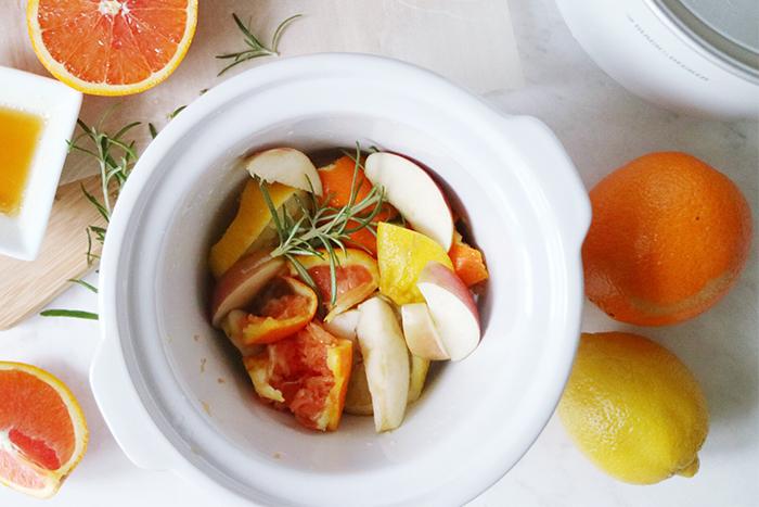 Sunkist Slow Cooker Citrus Air Freshner 1