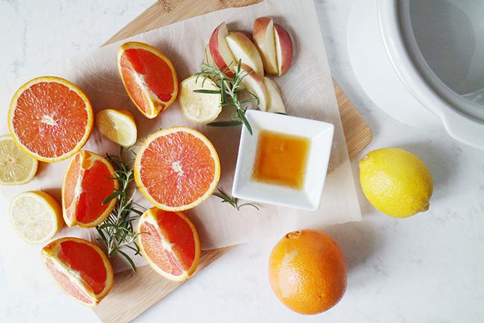 Sunkist Slow Cooker Citrus Air Freshner 2