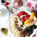 Food & Drink :: Waking Up to Smoothie Bowls & Nespresso Vintage Collection