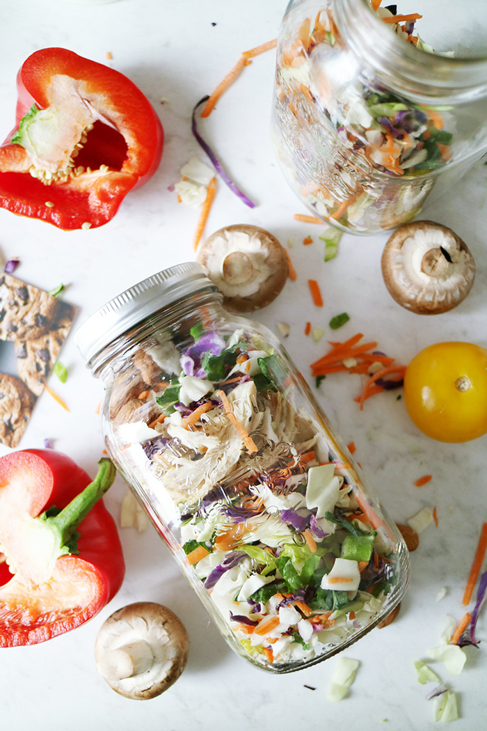 Pres Choice Mason Jar Salad