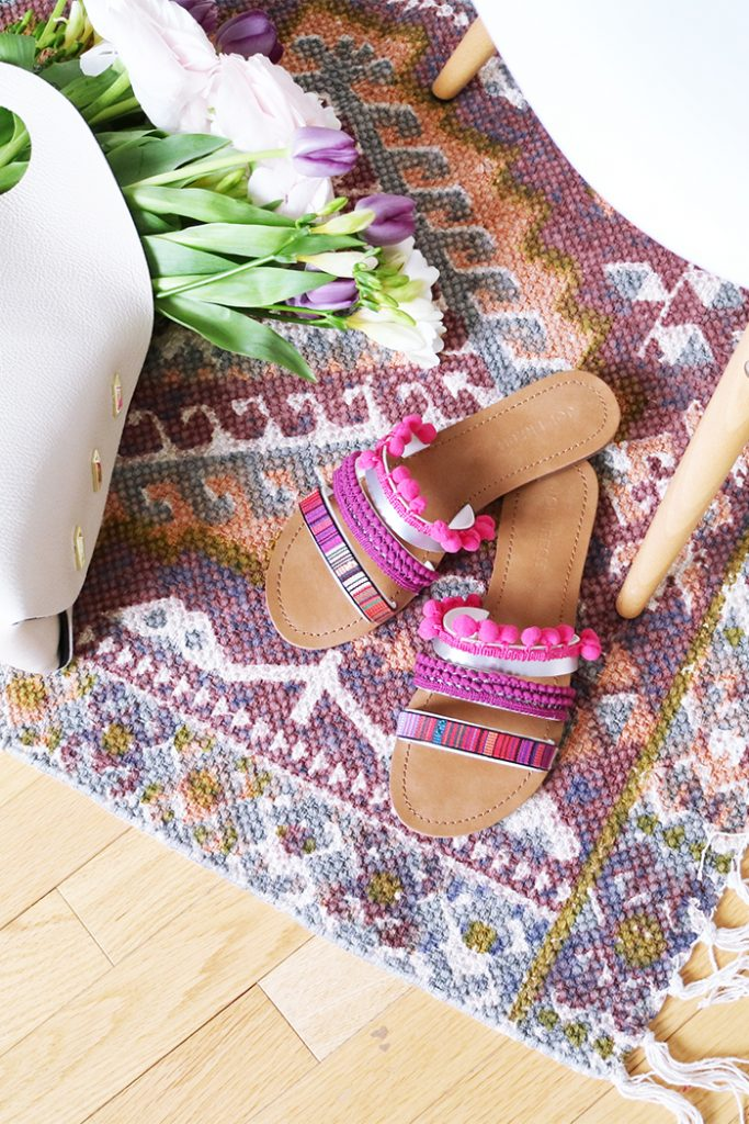 DIY :: Two Way Summer Sandals