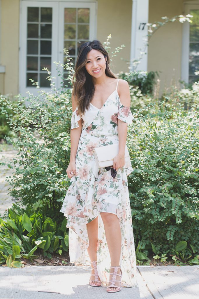 Outfit :: Fall Wedding Florals