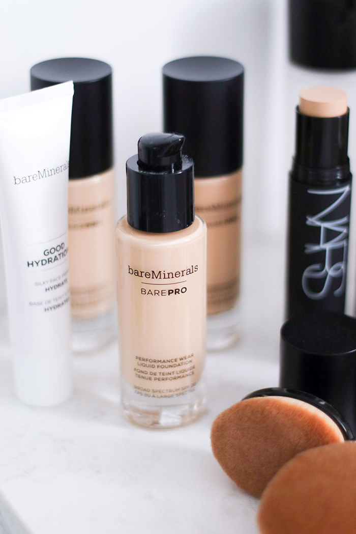 Beauty Top Three Foundations For Any Type Of Coverage My Little Secrets