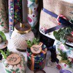 Lifestyle :: Wrapping Awkwardly Shaped Gifts Beautifully