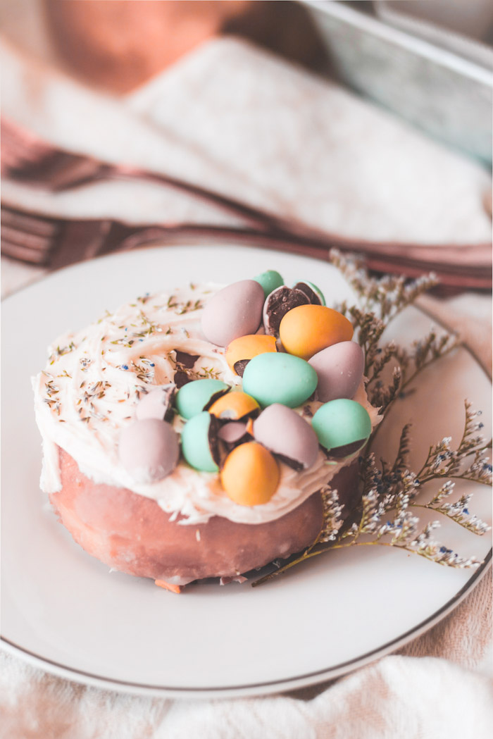Food Amp Drink Beautifully Decorated Pastel Easter Donuts