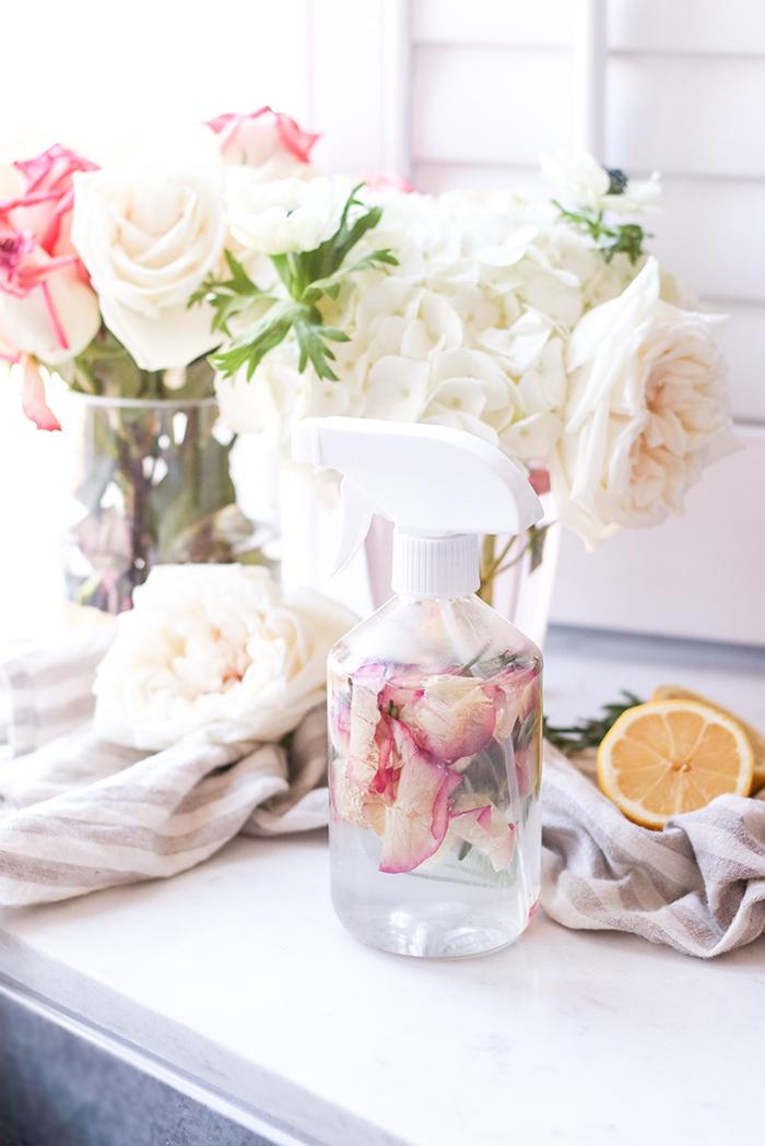 Diy Spring Time Lavender Rose Rosemary Room Spray My Little Secrets
